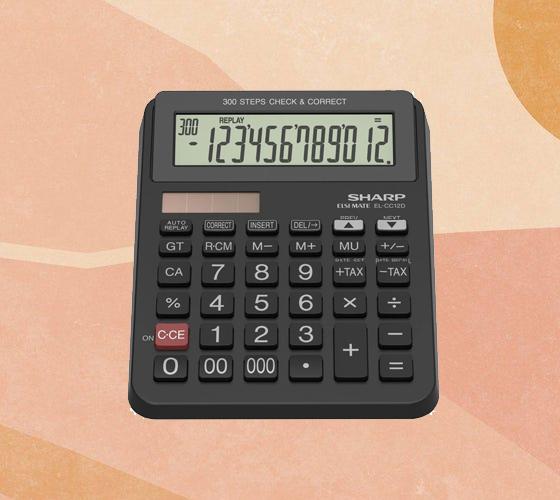Check & Correct Calculators