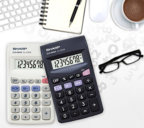 Personal Calculators