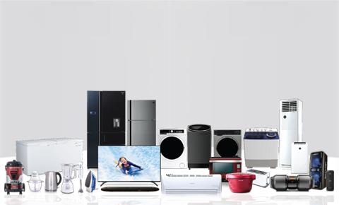 الأجهزة الالكترونية المنزلية