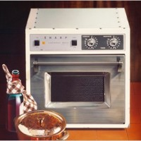 Japan's First Mass Produced Microwave Oven <R>