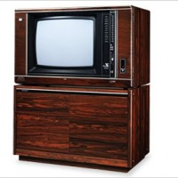 Picture-in-Picture TV Set <CT>