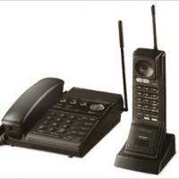 الهاتف اللاسلكي منخفض الطاقة مع وظيفة الرد الآلي