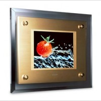 Wall-Mount LCD TV