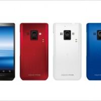 Docomo NEXT Series AQUOS Phone Zeta SH-02E IGZO Smartphone