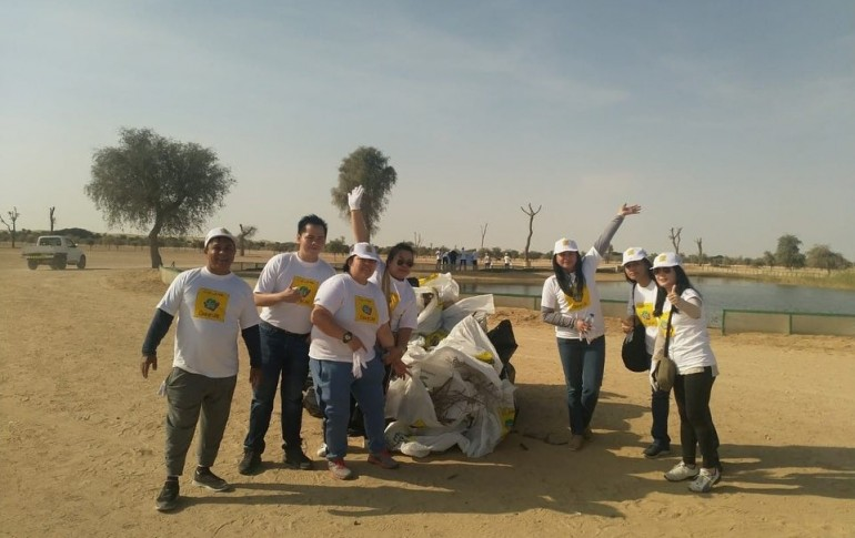 Clean Up UAE 2019 - 2