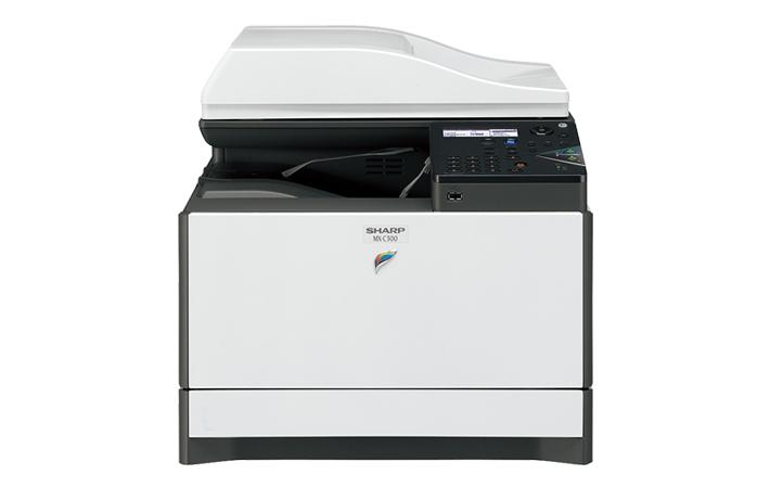 MX-C300F